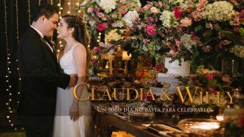 Boda Claudia y Willy en Piura
