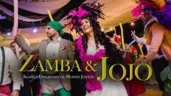 Boda Zamba y Jojo en Piura Video