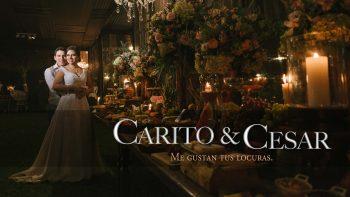 Boda Carito y Cesar en Piura