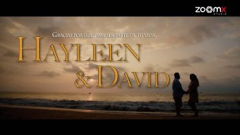Boda Hayleen y David en Zorritos Tumbes Video